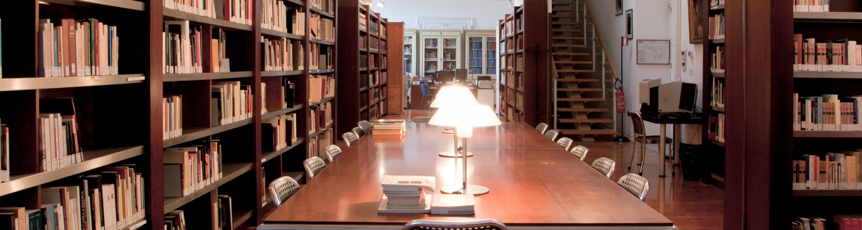 Biblioteca Accademia di Spagna Roma