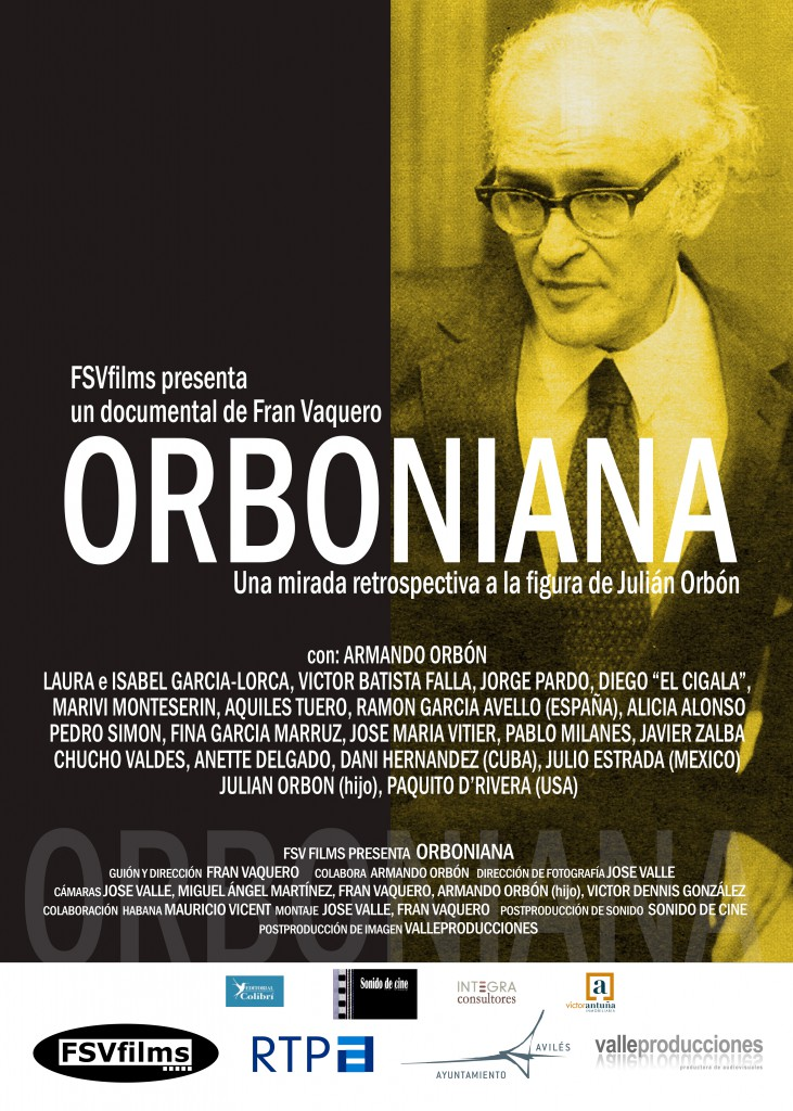 Cartel Orboniana 1