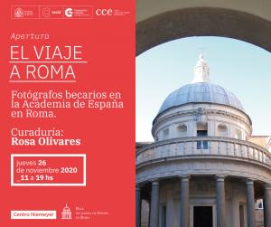 volantino expo viaje a roma